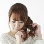剛毛 くせ毛で多い髪の女性に似合う髪型 改善する方法は?